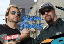 Suicidal Tendencies revolution festival