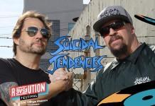 Suicidal Tendencies revolution festival