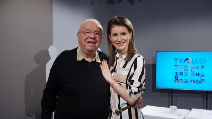 TVR Iasi 25 cu Alexandru Arsinel