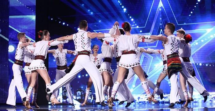 Trupa Maximum romanii au talent semifinala