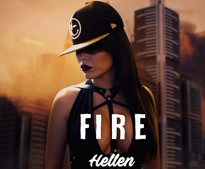hellen fire lyric video
