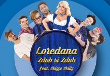 loredana zdob skizzo carciuma drum video