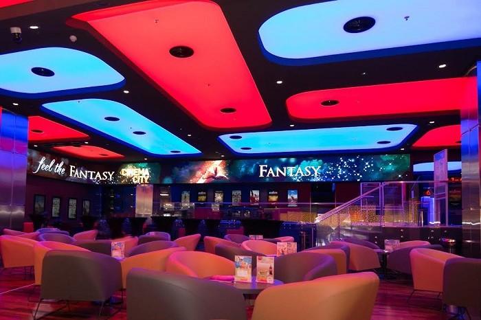 timisoara cinema city 4dx imax