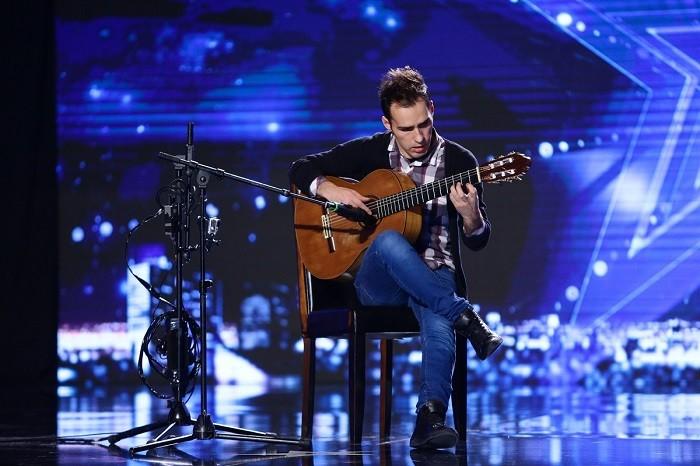 Catalin Vlad semifinala romanii au talent