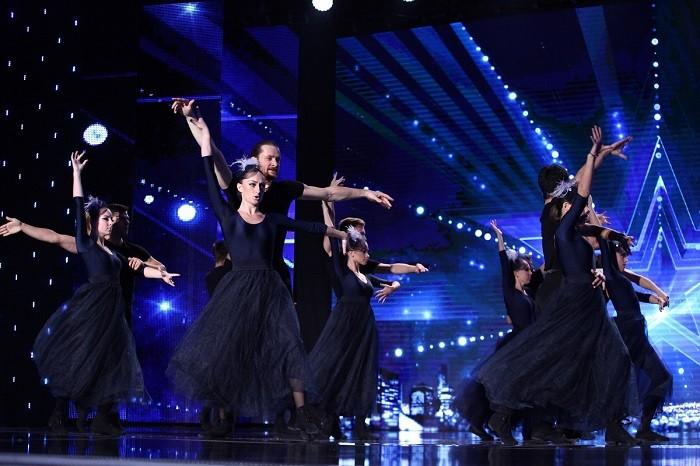 Flagrant semifinala romanii au talent