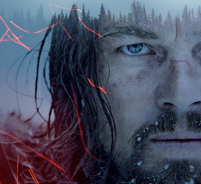 The Revenant film dvd blu ray