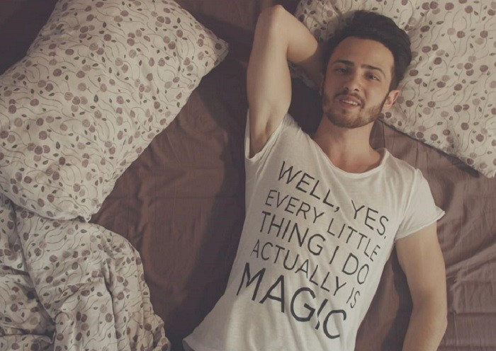 verdini e magic videoclip