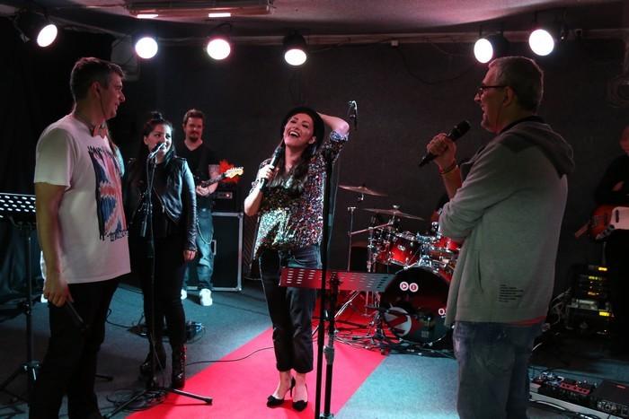 Andra LIVE la Europa FM