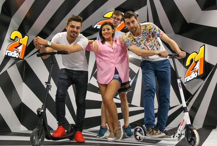 Nicoleta Nuca, Bogdan, Shurubel, Ionut