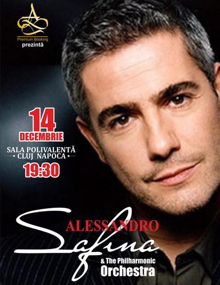 Poster Alessandro Safina
