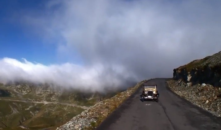 drumul regilor transalpina video