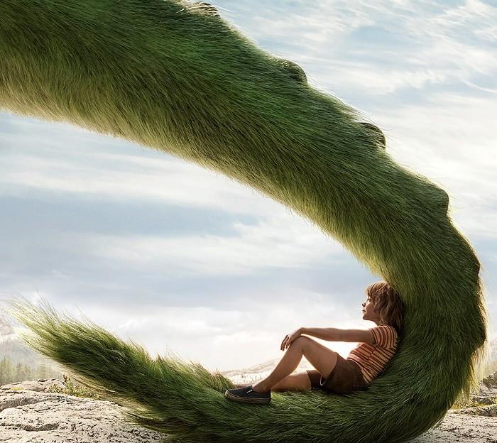 Afis_Pete si Dragonul 2016
