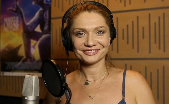 Cristina Cioran este Mary BFG