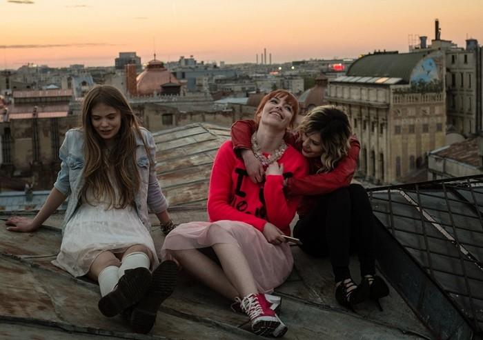 crina semciuc olimpia melinte flavia hojda Selfie 69