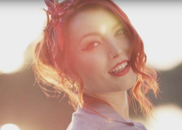 elena gheorghe perna mea videoclip