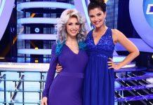 Alina Puscas si Andreea Balan