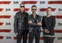 Depeche Mode - Milano conference press