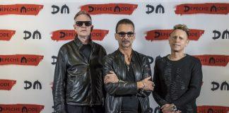 Depeche Mode - Milano conference press