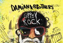 Damian Brothers Gypsy Rock Change Or Die Album