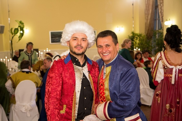 Liviu Varciu si Nea Marin