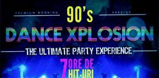 Afis 90s Dance Xplosion