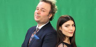 Dan Helciug si Ioana Voicu Eurovision 2017