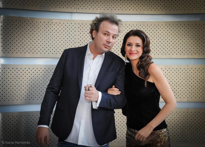 Iuliana Tudor si Dan Helciug