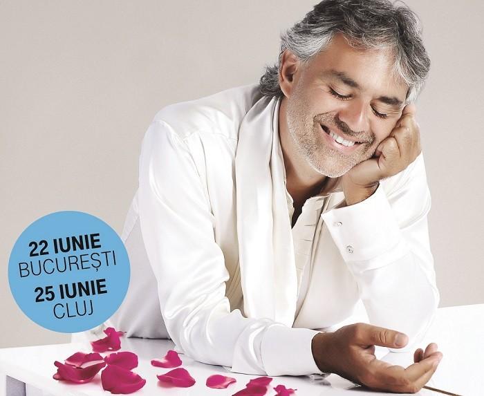 Vizual Telekom concert Andrea Bocelli