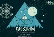 Bucium - lansare Live in Codrul Ascuns - Expirat - 11.04.2017 (FB event cover)