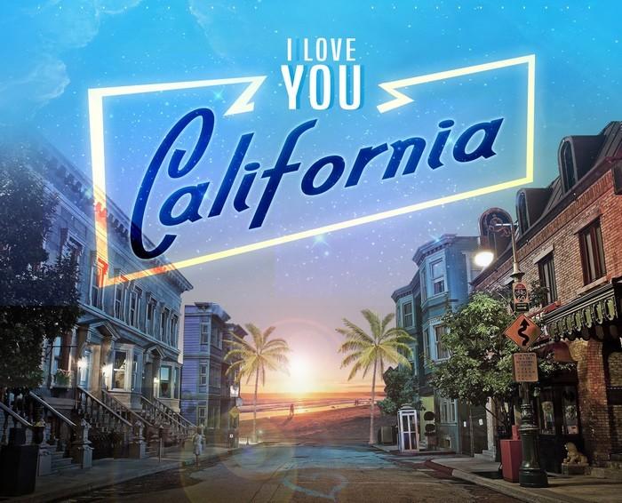 Costi - I love you California