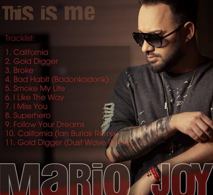 mario joy this is me album 2017