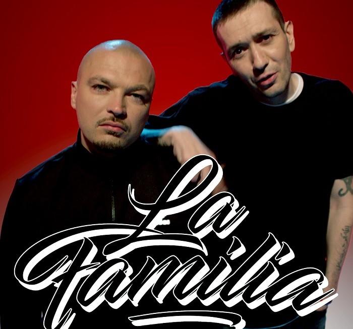 La Familia - Fak cover