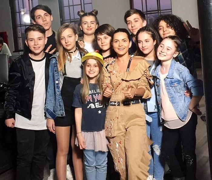 inna the kidz kids in town videoclip