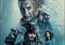 Afis Piratii din Caraibe - Film