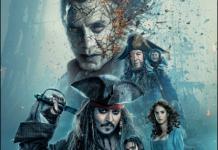 Afis Piratii din Caraibe - Razbunarea lui Salazar