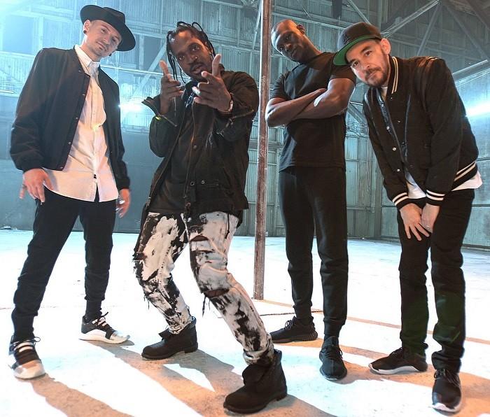 Linkin Park feat. Pusha T & Stormzy - Good Goodbye