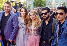 Covor rosu Eurovision