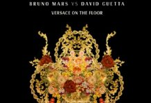 bruno mars david guetta versace on the floor