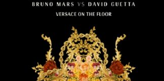 bruno mars david guetta versace on the floor