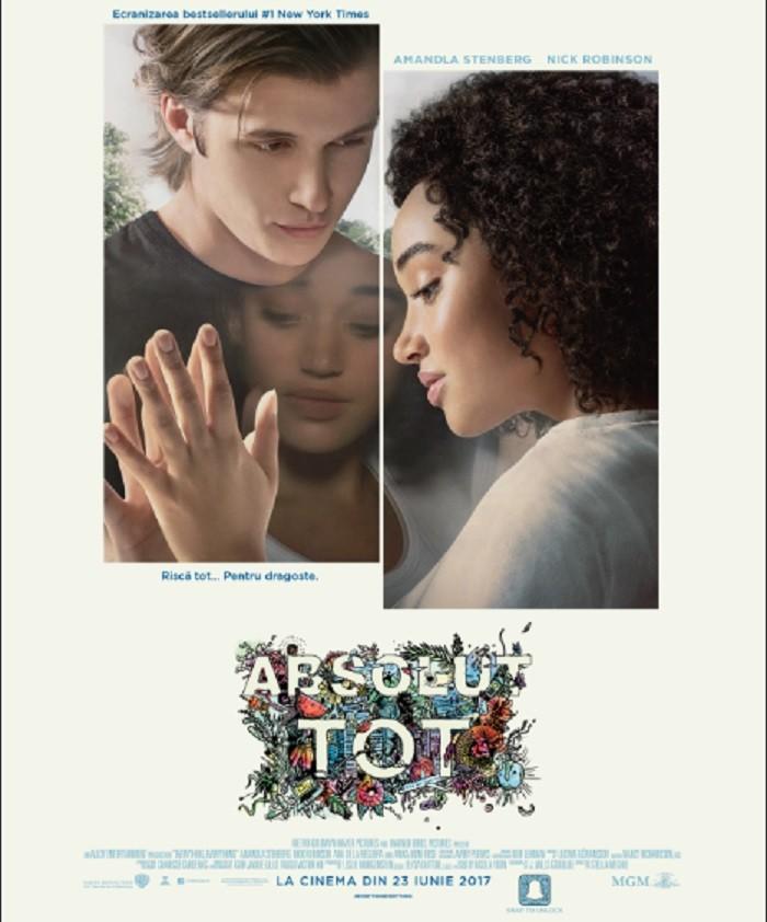 filmul Absolut Tot afis 2017