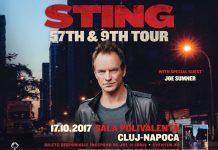 Sting - Concert Cluj-Napoca