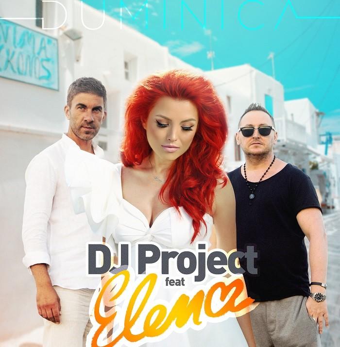 dj project elena gheorghe duminica videoclip