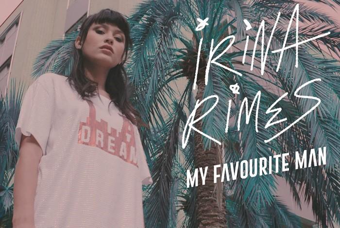irina rimes my favourite man videoclip