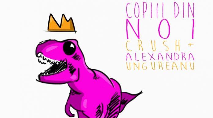 crush & alexandra ungureanu copiii din noi