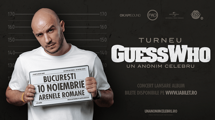 guess who concert arenele romane