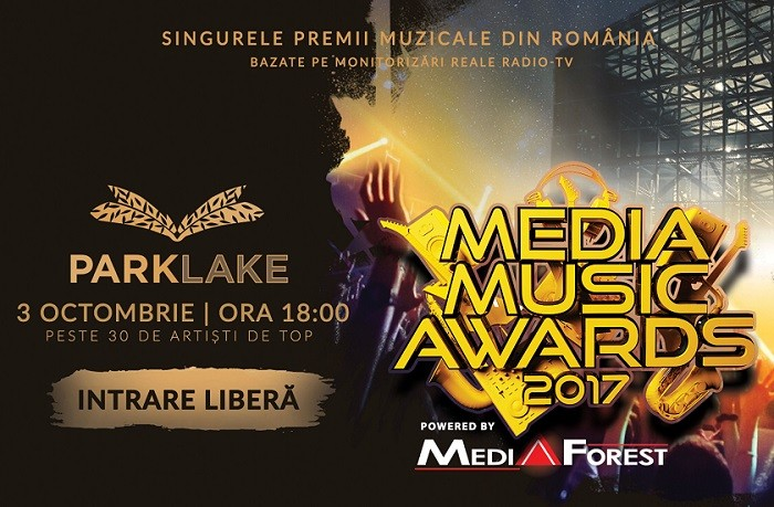 media music awards park lake