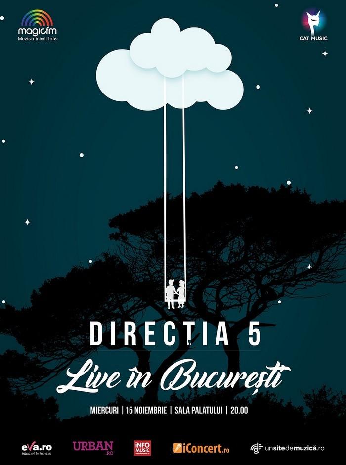 Directia 5 - Live in Bucuresti