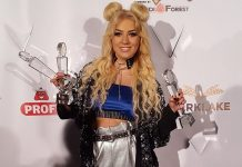 jo la media music awards