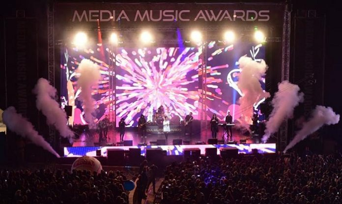 media music awards 2017 music channel