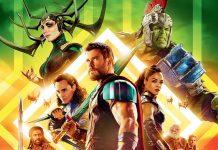 Afis Thor - Ragnarok